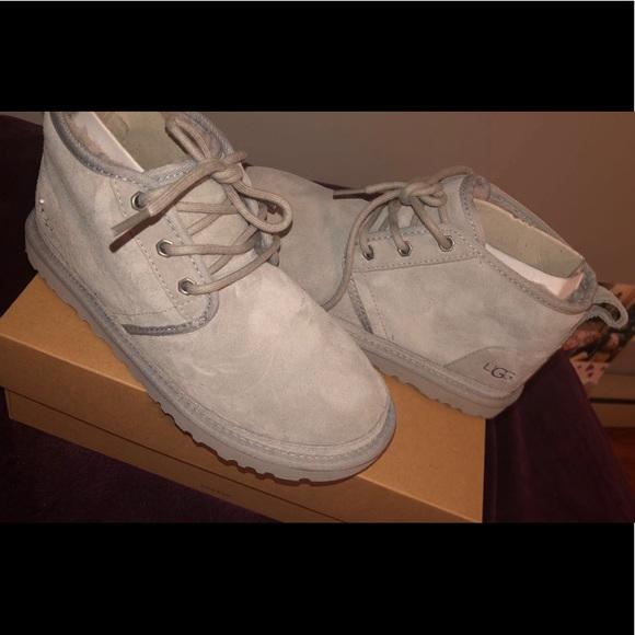 UGG Shoes   Grey Neumel Ugg   Poshmark